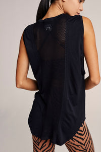 Varley Harvey Tank- Black