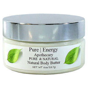 Pure Energy Pure & Natural Apothecary Body Butter - Unscented