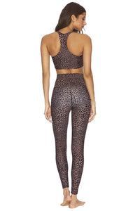 Beach Riot Spotted Piper Legging - BRN