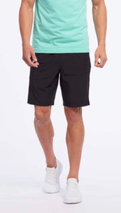 "Rhone 9"" Mako Short Lined- Black"