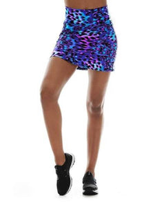 K-Deer Pocket Skort - Splash
