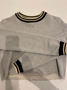 Vimmia Balboa Sweatshirt- Heather Grey