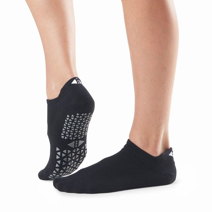 Tavi Noir Savvy Grip Socks - Ebony