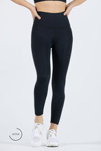 Load image into Gallery viewer, Joah Brown Second Skin Legging - Black Onyx