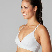 Load image into Gallery viewer, Tavi Noir Studio Bra - Light Grey