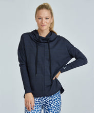 Load image into Gallery viewer, Prism Sport Inspo Hoodie - Navy Jacquard