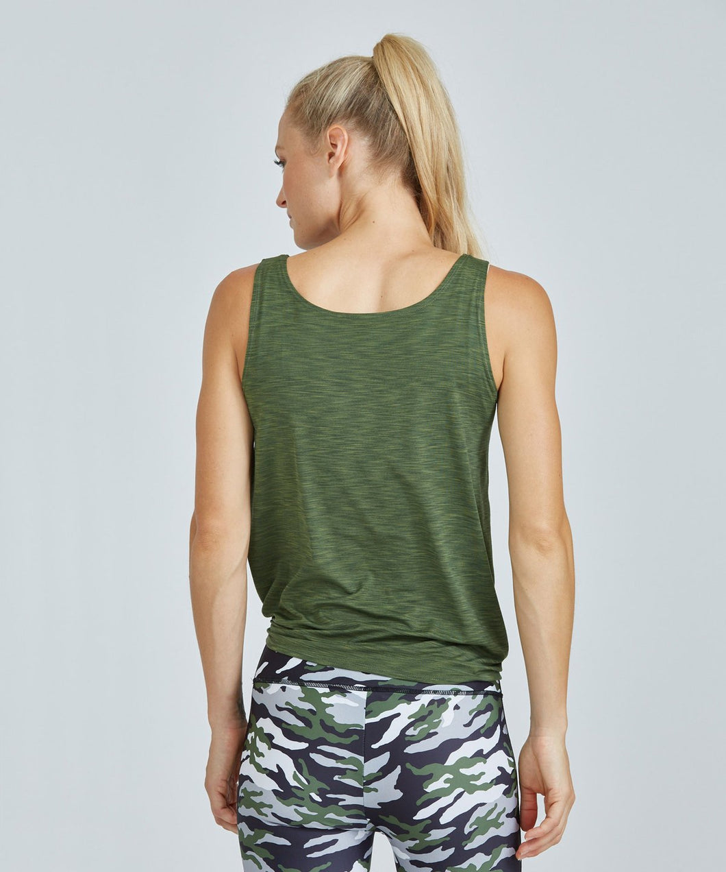 Prism Sport Lucy Top - Olive