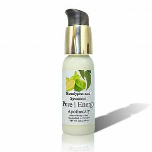 Pure Energy Apothecary Mini Body Lotion - Eucalyptus & Spearmint