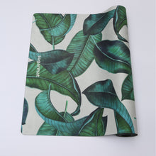 Load image into Gallery viewer, Sugar Mat - Whimsy Tropic Leaf Yoga Mat