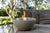 Basin Table Top Fire Bowl