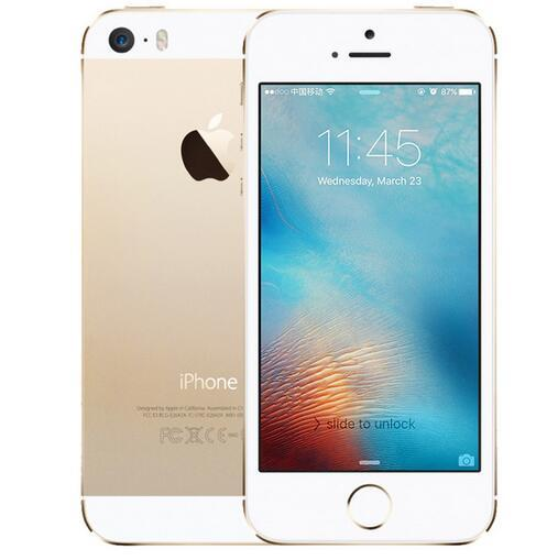 NEW Original iPhone 5S A1530 with IOS Fingerprint 8MP Camera GPS GPRS Bluetooth WIFI Multi Language LTE Touch ID Mobile Phone