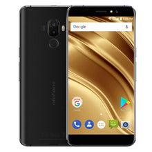 Ulefone S8 Pro Dual Rear Cameras Mobile Phone 5.3 inch HD MTK6737 Quad Core Android 7.0 2GB+16GB 13MP Fingerprint 4G Smartphone