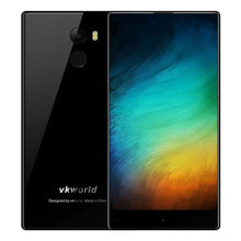 4G LTE VKworld Mix 5.5 inch Full Screen Android 7.0 Smartphones 2GB+16GB Fingerprint MTK6737 Quad Core Dual SIM Mobile Phones
