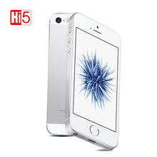 "Unlocked Apple iPhone SE 16G ROM LTE phone 12.0 MP Camera Dual core Fingerprint 4.0"" used smartphone model A1662 / A1723"