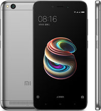 "Global Version Original Xiaomi Redmi 5A 5 A 2GB RAM 16GB ROM Mobile Phone Snapdragon 425 Quad Core 5.0"" 13MP Camera 3000mAh"