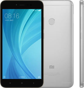 "Global ROM Xiaomi Redmi Note 5A 5 A 64GB ROM 4GB RAM Mobile Phone Snapdragon 435 Octa Core 16.0MP Front Camera 5.5"" Fingerprint"