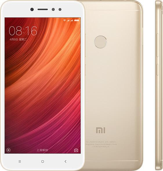 Global ROM Xiaomi Redmi Note 5A 5 A 64GB ROM 4GB RAM Mobile Phone Snapdragon 435 Octa Core 16.0MP Front Camera 5.5