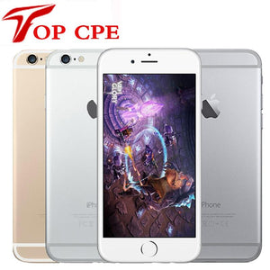 "Original Factory Unlocked Apple iPhone 6 Dual Core 4.7"" 1GB RAM 16GB 64GB 128GB ROM 8MP 1080p Touch WCDMA 4G LTE mobile phone"