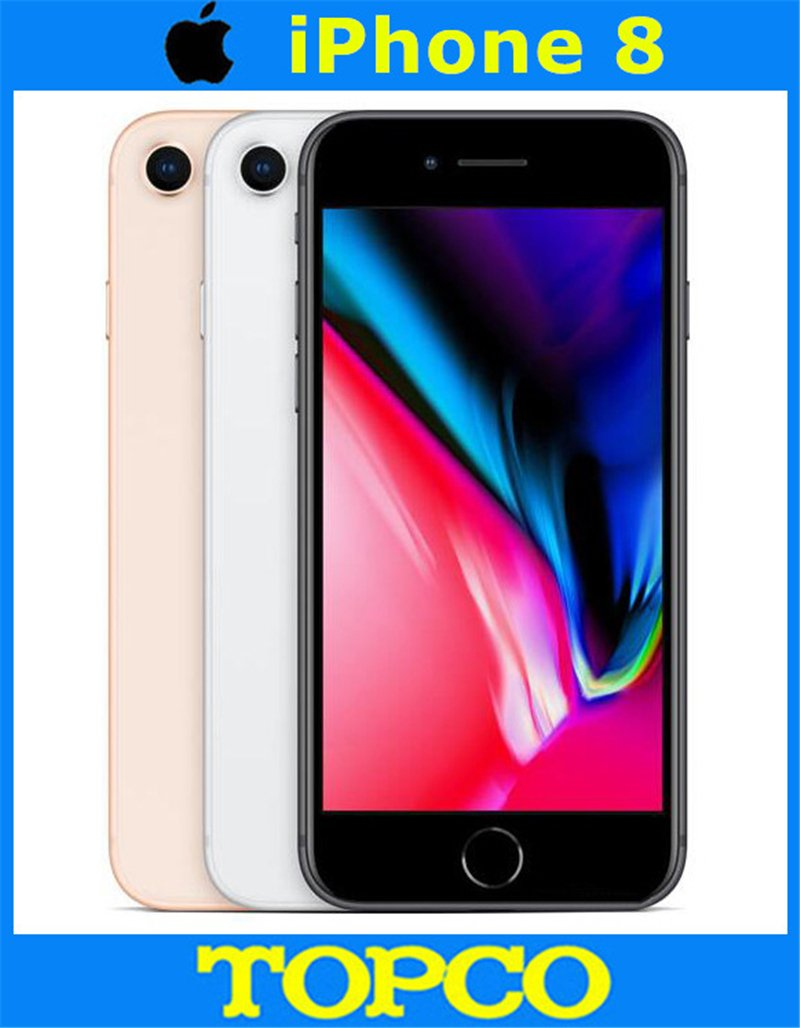 Apple iPhone 8 Factory Unlocked Original Mobile Phone US version 4G LTE 4.7