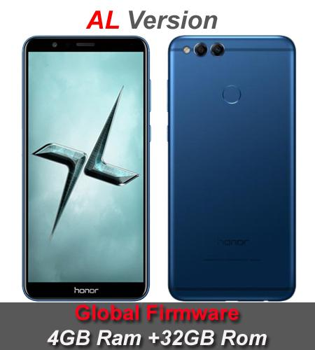 Global ROM Huawei Honor 7X 5.93