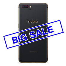 "Original ZTE Nubia M2 4G LTE Snapdragon 625 Cell Phone 5.5"" 1080P 4G RAM 64GB ROM 16.0MP Dual Card 3630mAh Battery Mobile Phone"