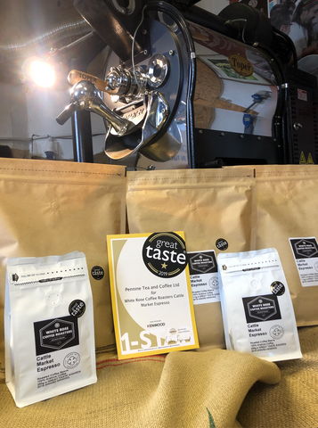 Great Taste Awards 2019 White Rose Coffee Roasters
