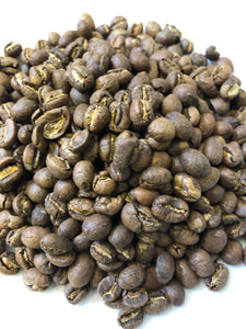 Kenya Peaberry Arabica Roasted Coffee (250g)