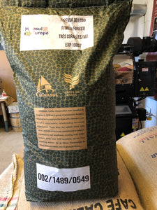 Brazil Yellow Bourbon Natural Arabica Fazenda Do Lobo Roasted Coffee (250g)