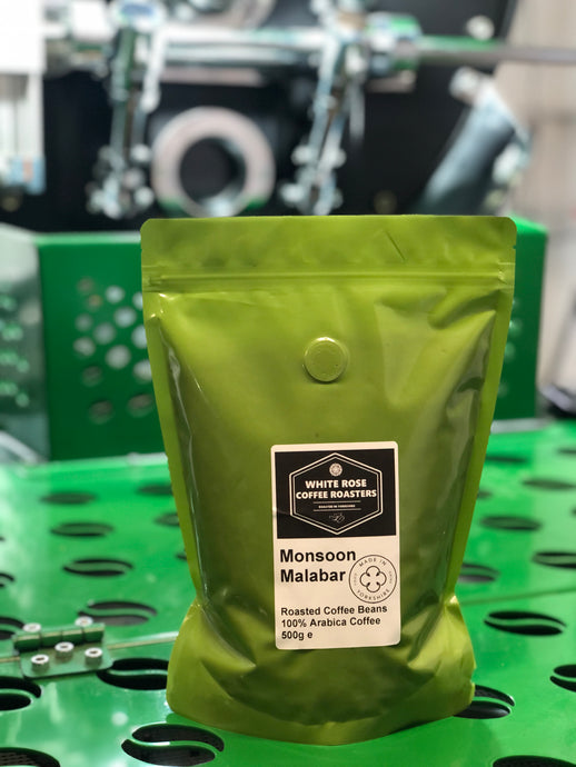 Monsoon Malabar Arabica Roasted Coffee