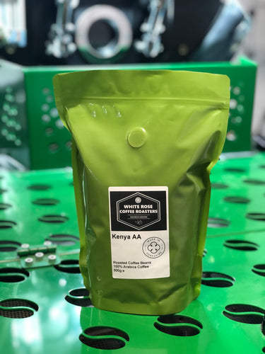Kenya AA Arabica Roasted Coffee