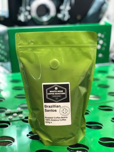 Brazil Santos Arabica Roasted Coffee