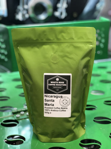 Nicaragua Santa Maria Washed Honey Process Roasted Coffee