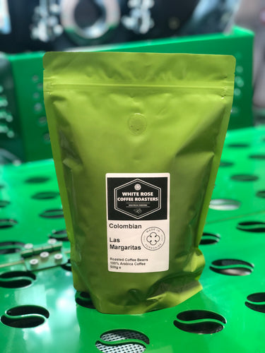 Colombian Las Margaritas Roasted Coffee