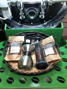 Christmas Hamper - Aeropress GO and Hand Grinder Gift Set