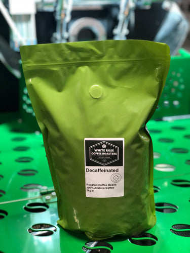 Decaffeinated Arabica Roasted Coffee