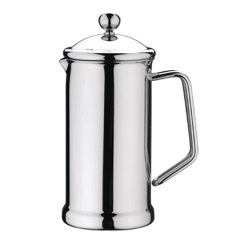 Stainless Steel 3 cup Cafetiere Cafe Stal