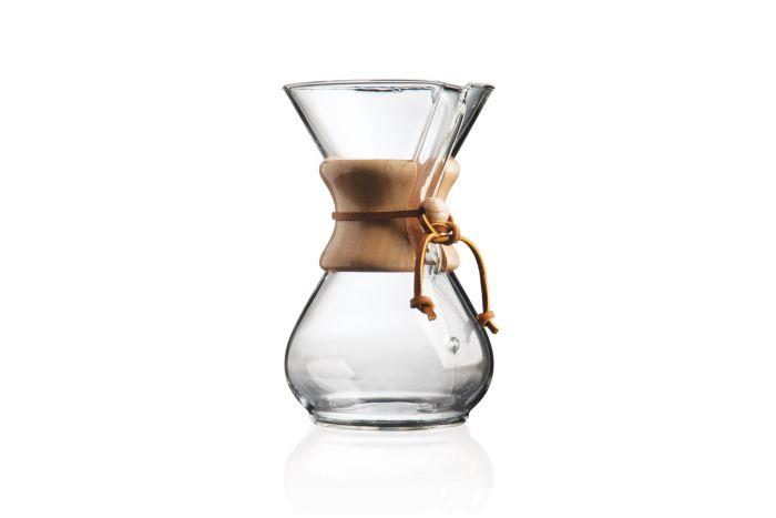 Chemex 6 Cup Classic Drip Coffee Brewer