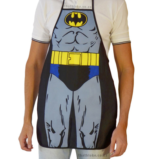 Superhero Apron Batman Image 1