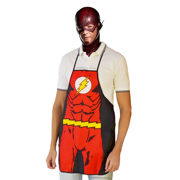 Superhero Apron The Flash Image 2