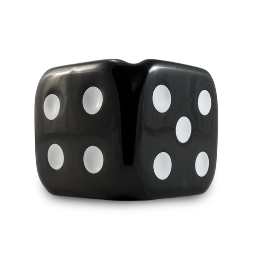 Play Dice Ashtray - Black | That Bloke