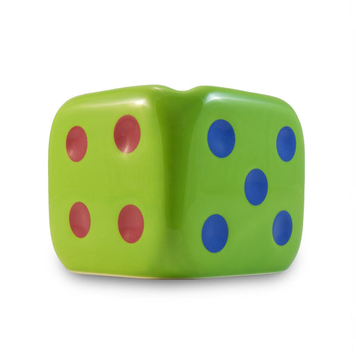 Play Dice Ashtray - Green | That Bloke