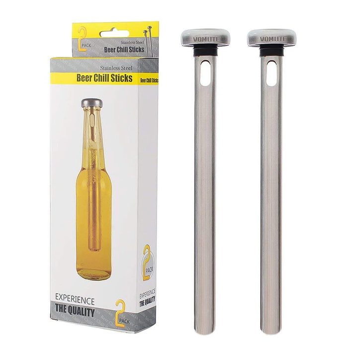 Beer Chill Sticks - Set of 2 | That Bloke