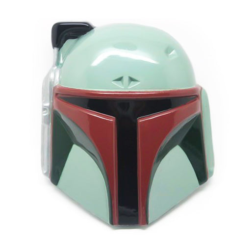 Star Wars Boba Fett Belt Buckle Light Grey-Green