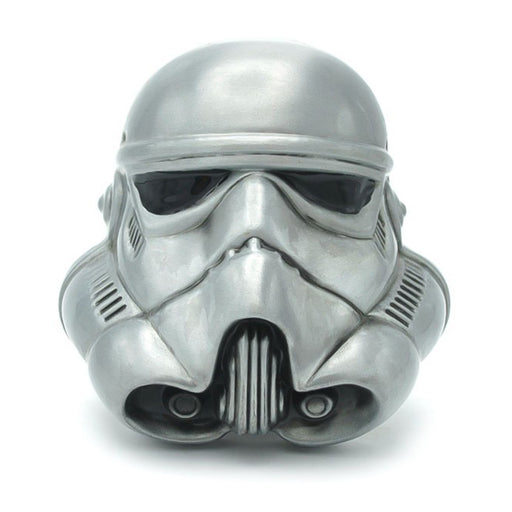 Stormtrooper Belt Buckle Matt Silver