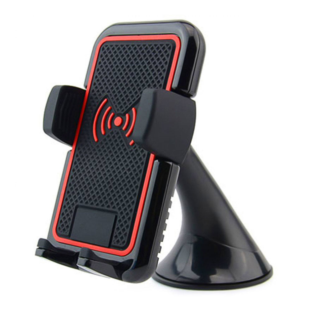 Cellphone QI Wireless Charging Car Mount