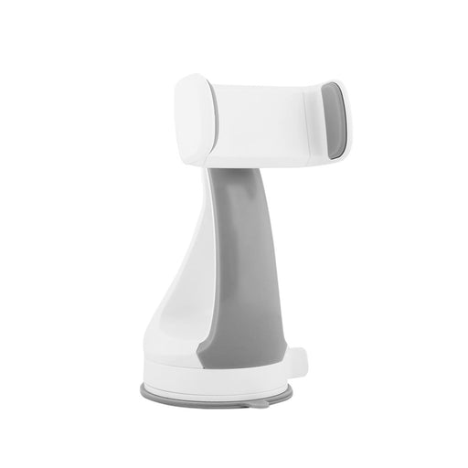 Cellphone Smart Mount For Car - White And Grey