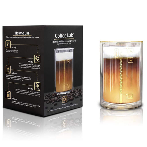 Coffee Lab Glass Kit Barista Approved