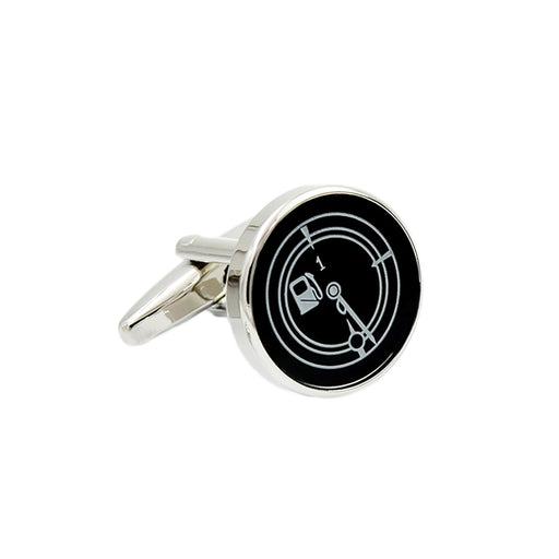 Cufflinks - Car Fuel Gauge | That Bloke