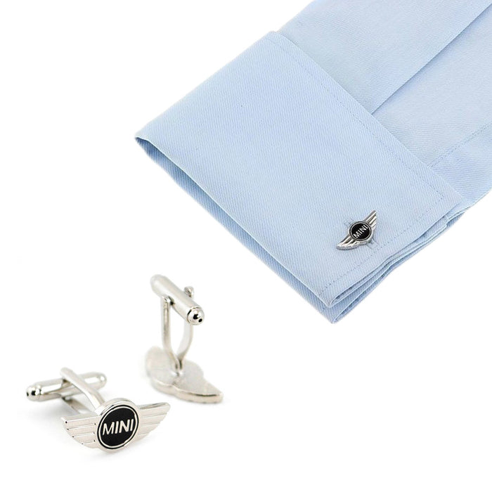 Cufflinks - Car Logo Mini Cooper