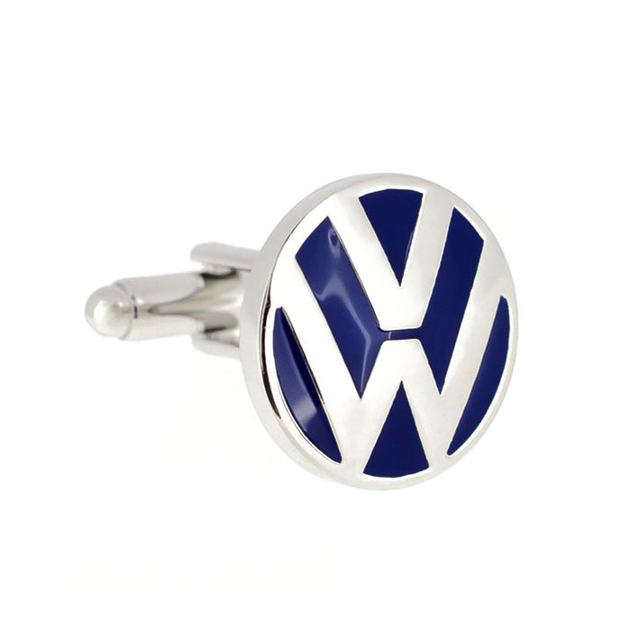 Cufflinks - Car Logo Volkswagen / VW